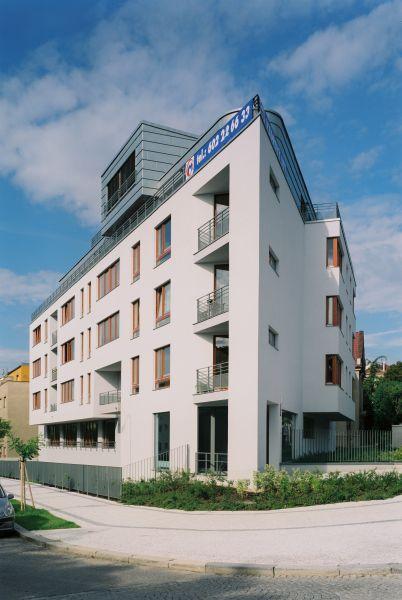 Administrativní a bytový objekt Benešovská - Ruská