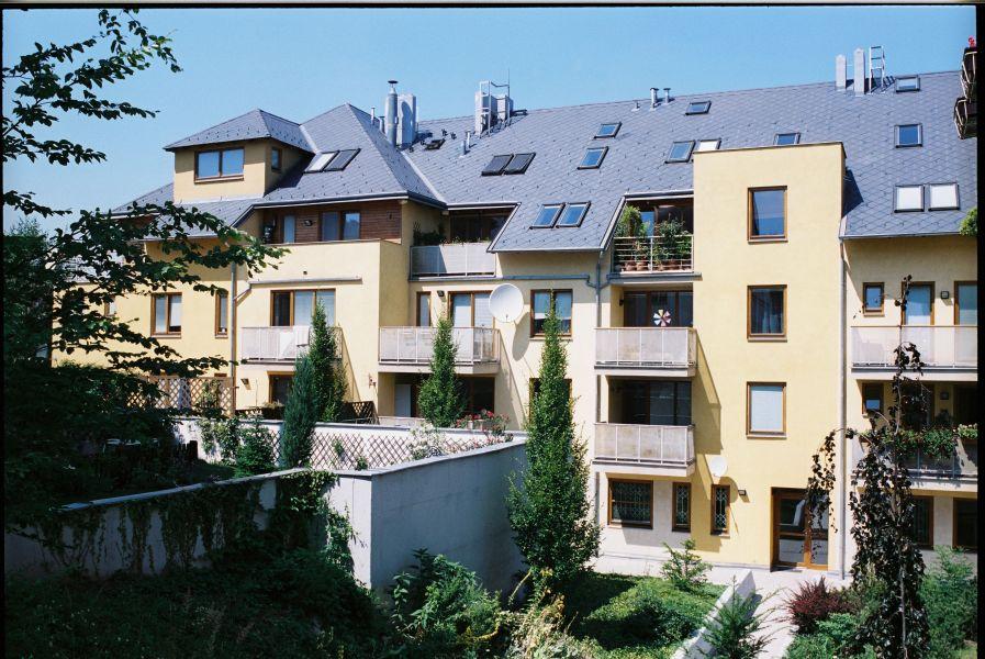 Bytový dům Hošťálkova