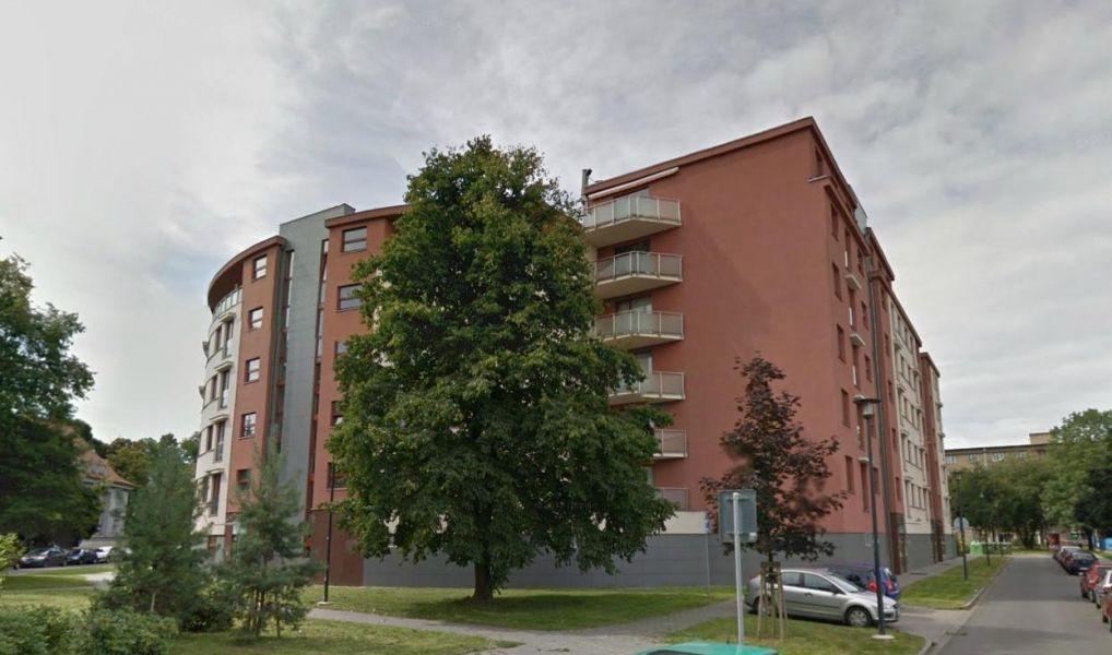Bytový dům Podkova