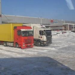 FM Logistic Tuchoměřice u Prahy, CZ
