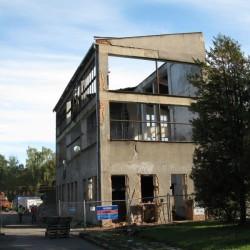 Před rekonstrukcí