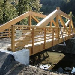 Most Na Poříčí v Novém Jičíně