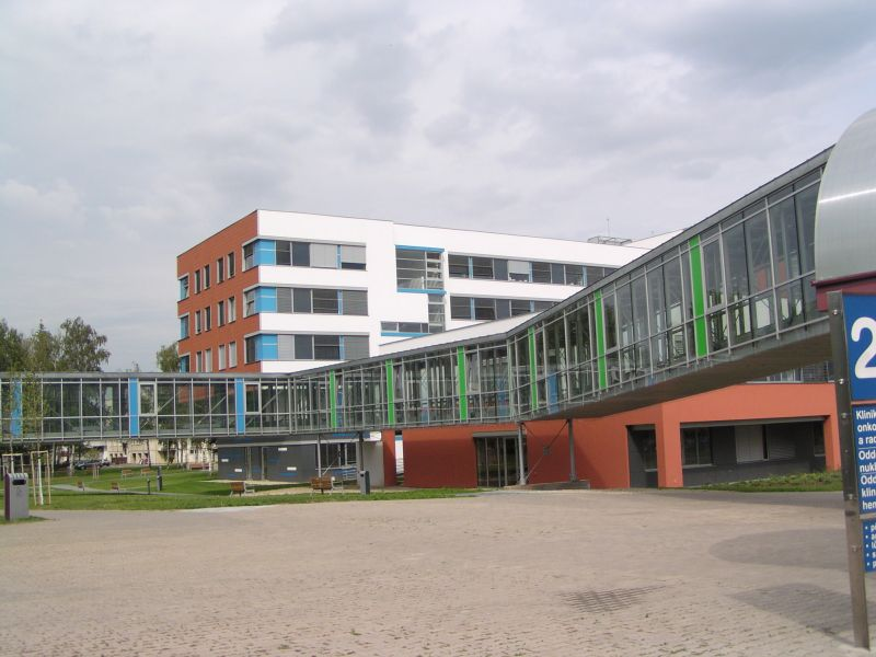 Pavilon interních oborů Fakultní nemocnice Hradec Králové