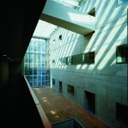 Nová budova Českého rozhlasu v Praze
