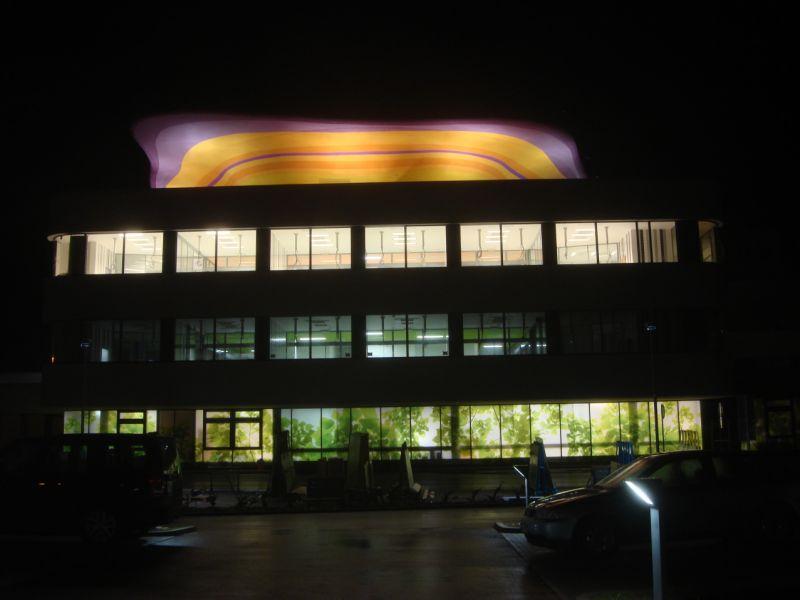 Pavilon Emergency Fakultní nemocnice Hradec Králové