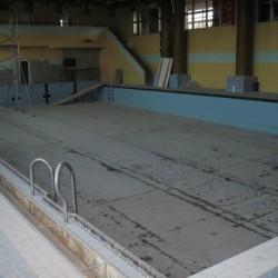 Plavecký stadion v Benešově