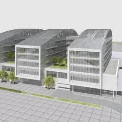 REKONSTRUKCE A DOSTAVBA AREÁLU EMPIRIA - ČÁST III CITY DECO (C1)