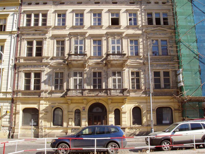 Rekonstrukce Bellwitz Palace