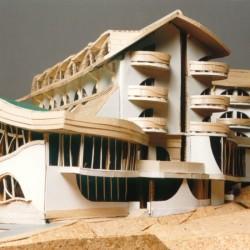 Rekonstrukce lázeňského domu