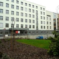 Rekonstrukce Monobloku Oblastní nemocnice Kladno