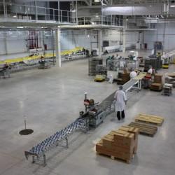 Továrna na výrobu čokolády