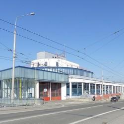 Trolejbusová vozovna Brno - Komín